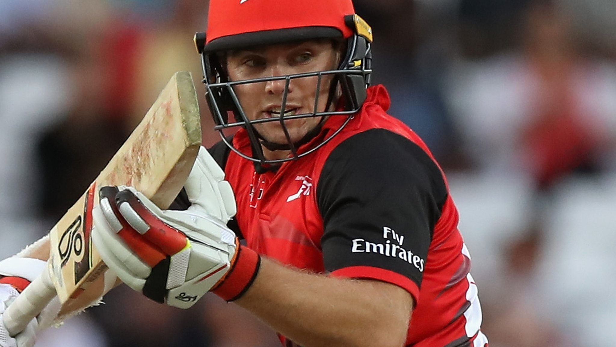 Notts Outlaws v Durham Jets: Tom Latham stars in T20 as Durham win by 34 runs