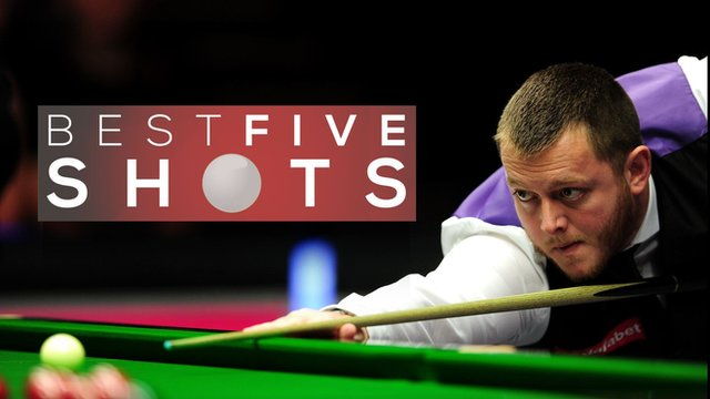 Murphy v Allen - the best five shots