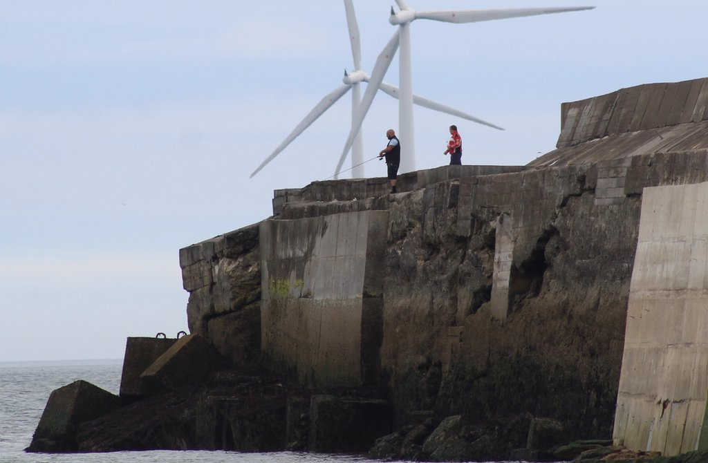 Fishermen - Seaton Carew, Hartlepool