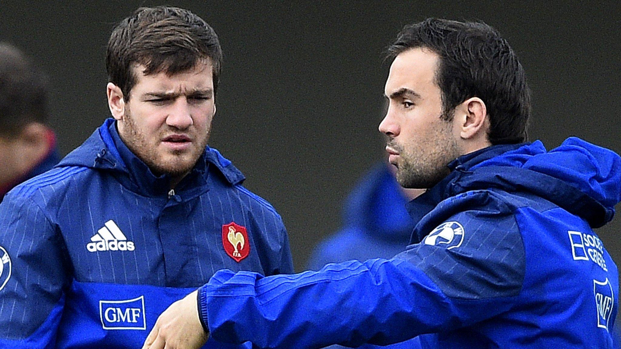 Teenager Ntamack to make first start at fly-half for France against Scotland