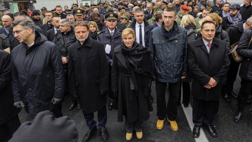 Vukovar, 18. novembar 2018.