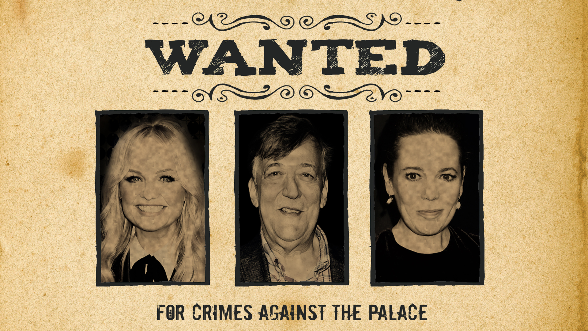 BBC News - Celebrities who misbehaved in Buckingham Palace