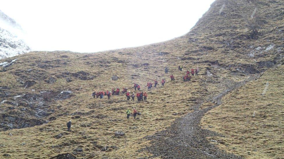 Glencoe/Oban Mountain Rescue