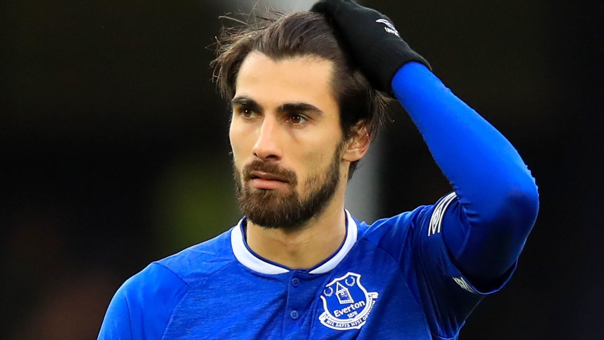 Andre Gomes: Everton midfielder suspended for three games