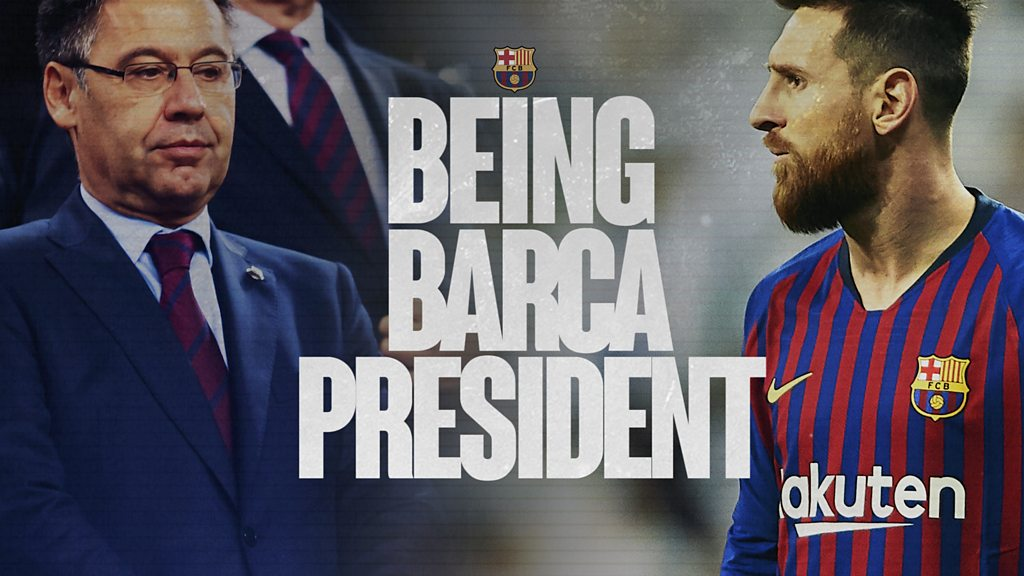Being Barca president: Life after Lionel Messi, delivering Frenkie de Jong & leaving a lasting legacy