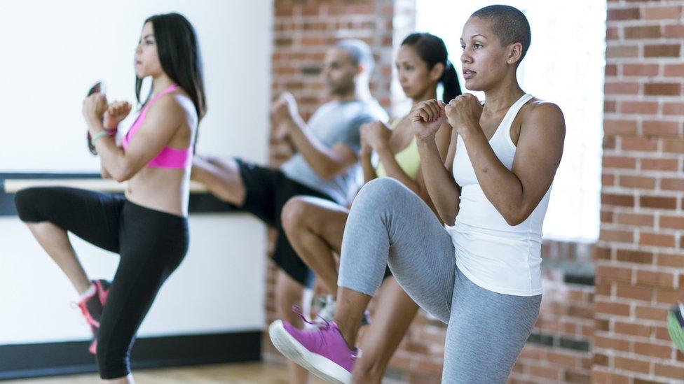 Regular exercise 'best for mental health'