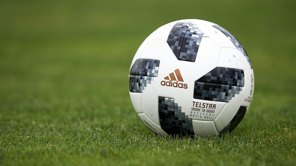 Balón del Mundial de fútbol Rusia 2018.