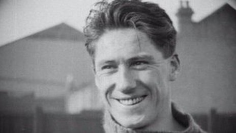 Jimmy Seed: War hero and footballing legend