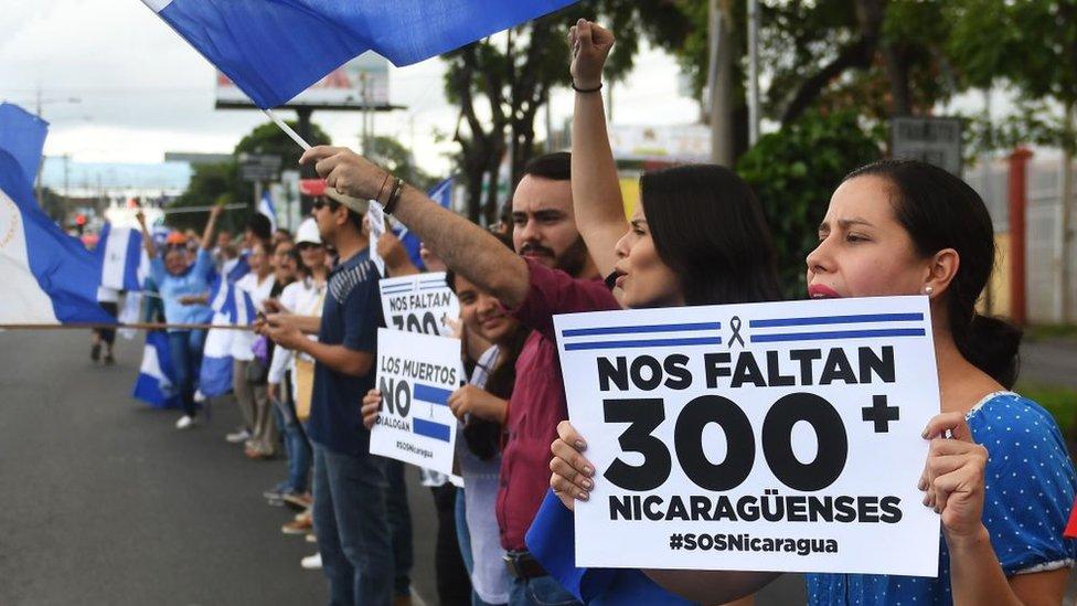 La posibilidad de que queden impunes las muertes ocurridas durante las protestas es una de los motivos esgrimidos para rechazar la Ley de Amnistía.