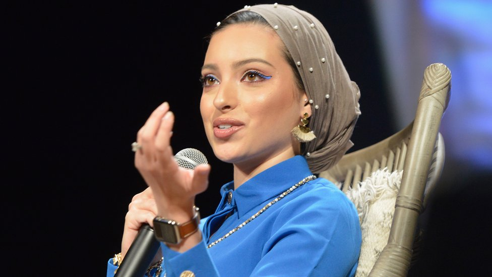 Vogue sorry for misidentifying journalist Noor Tagouri