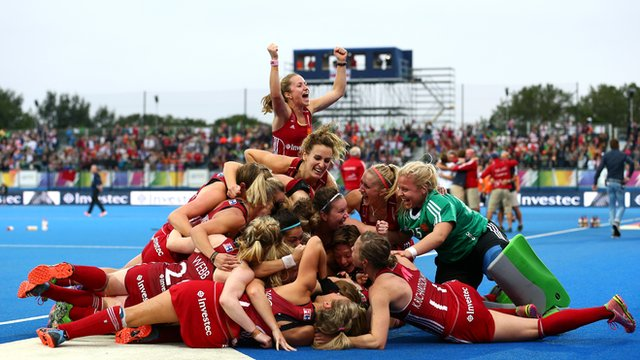 EuroHockey 2015: England wins Euro title in shootout