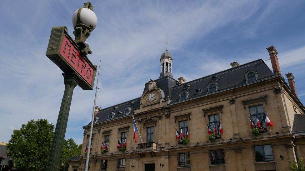 Alcaldía de Saint-Ouen
