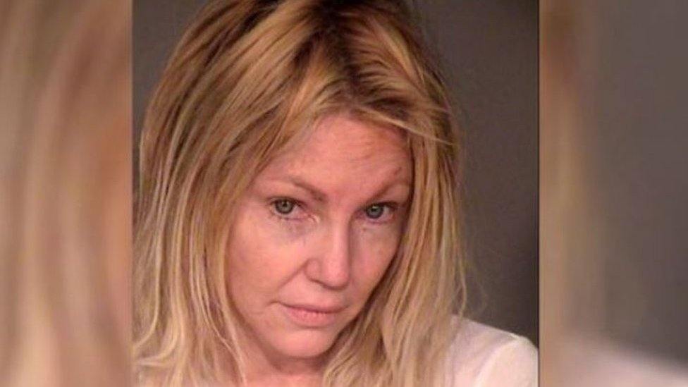 Heather Locklear arrested on new battery charges