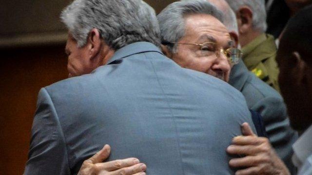 La Asamblea Nacional de Cuba nominó a Miguel Díaz-Canel como nuevo presidente en sustitución de Raúl Castro