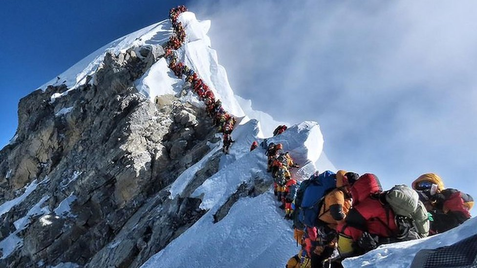 Nepal says overcrowding not 'sole reason' for Everest death toll rise