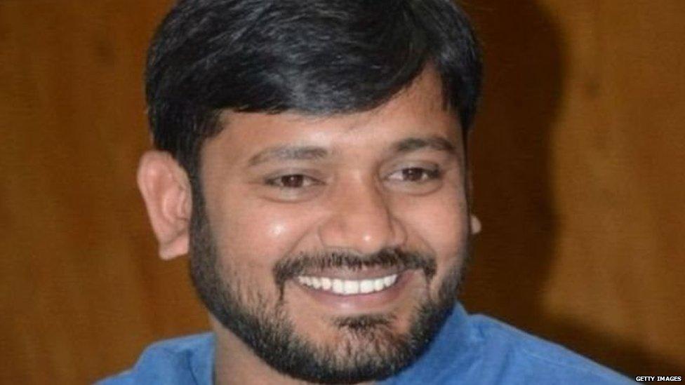 कन्हैया कुमार