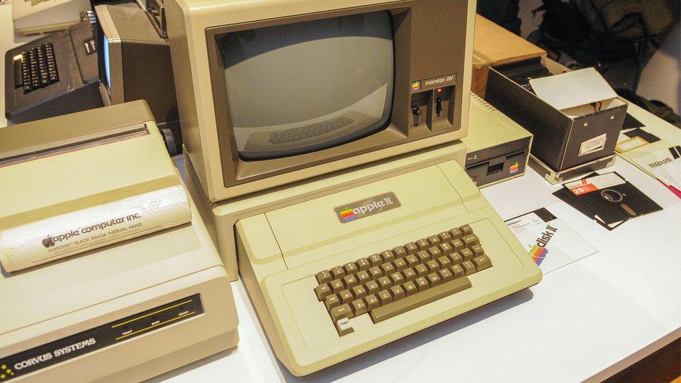 Apple II bilgisayarı