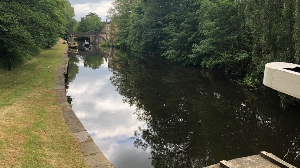 Leeds father and son found dead in Huddersfield canal