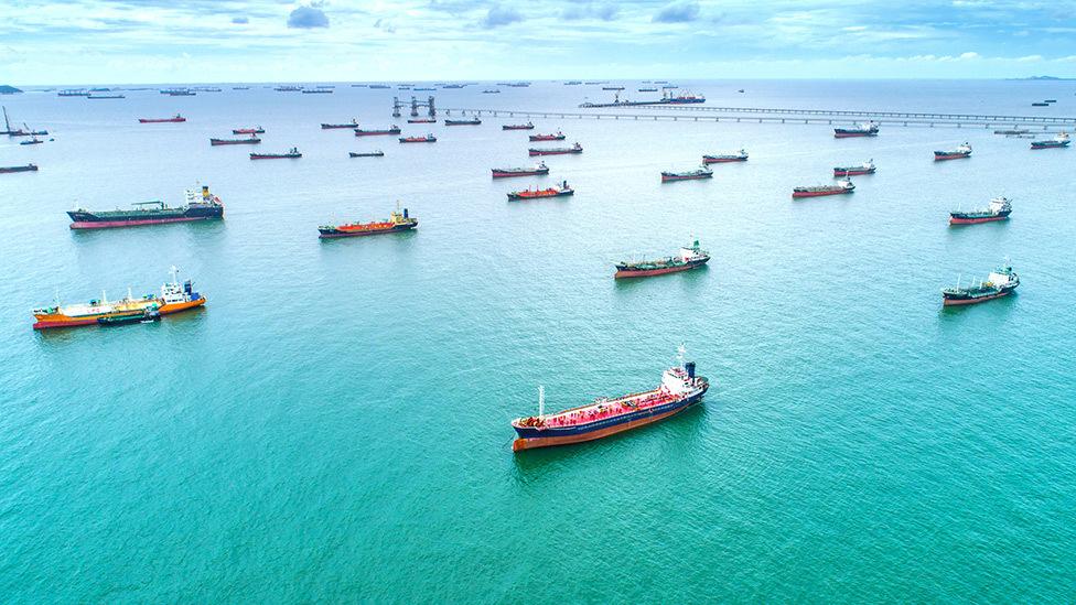 Ships in Thailand