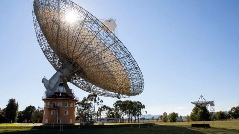 cakram satelit