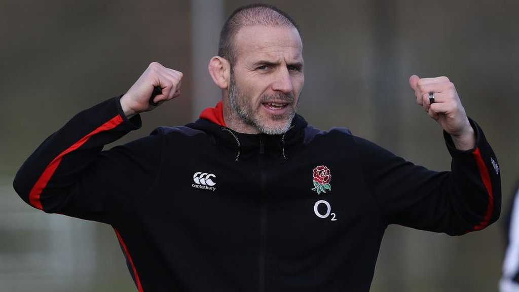 Quins name England defence coach Gustard as new boss