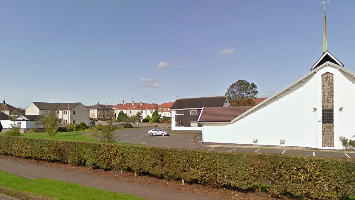 Woman raped in grounds of Stevenston church