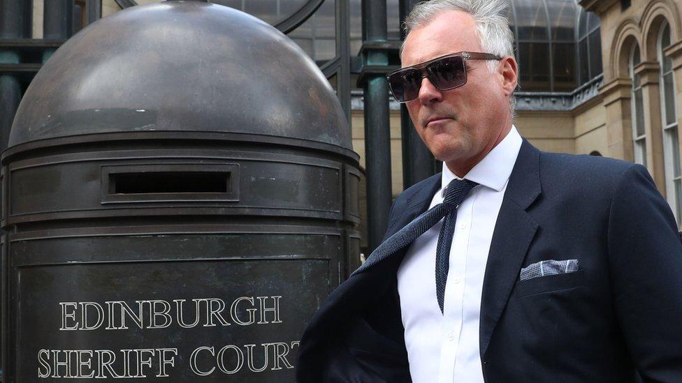 John Leslie cleared of sexual assault in Edinburgh nightclub