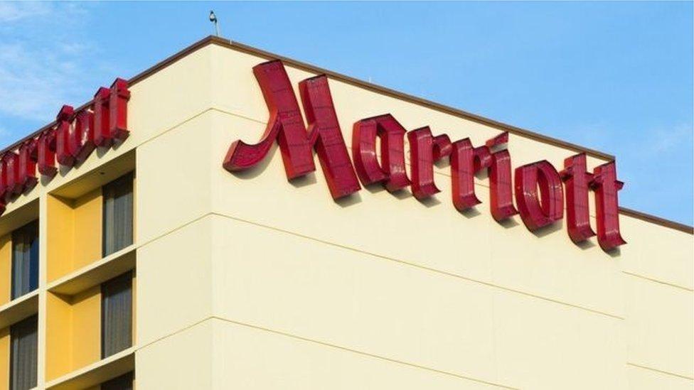 أحد فنادق ماريوت
