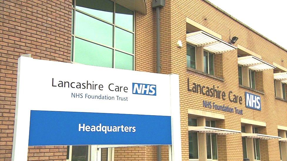 Lancashire mental health patients 'travelled miles'