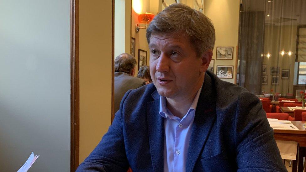 Олександр Данилюк: Андрій Богдан має піти у відставку