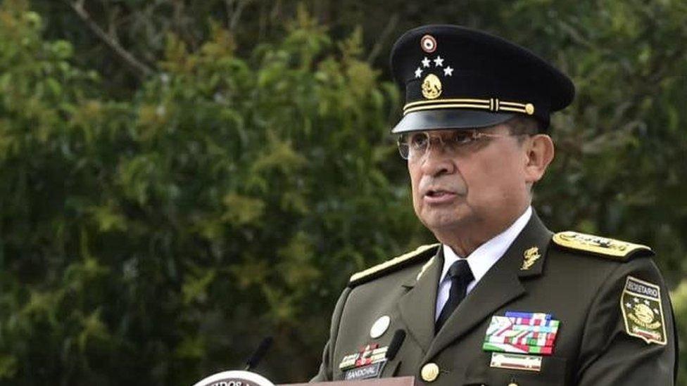 General Sandoval