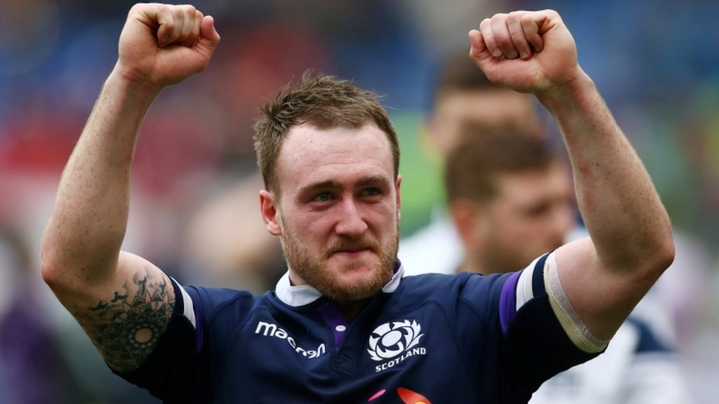 'Why Hogg must be replaced at Glasgow by a big hitter'