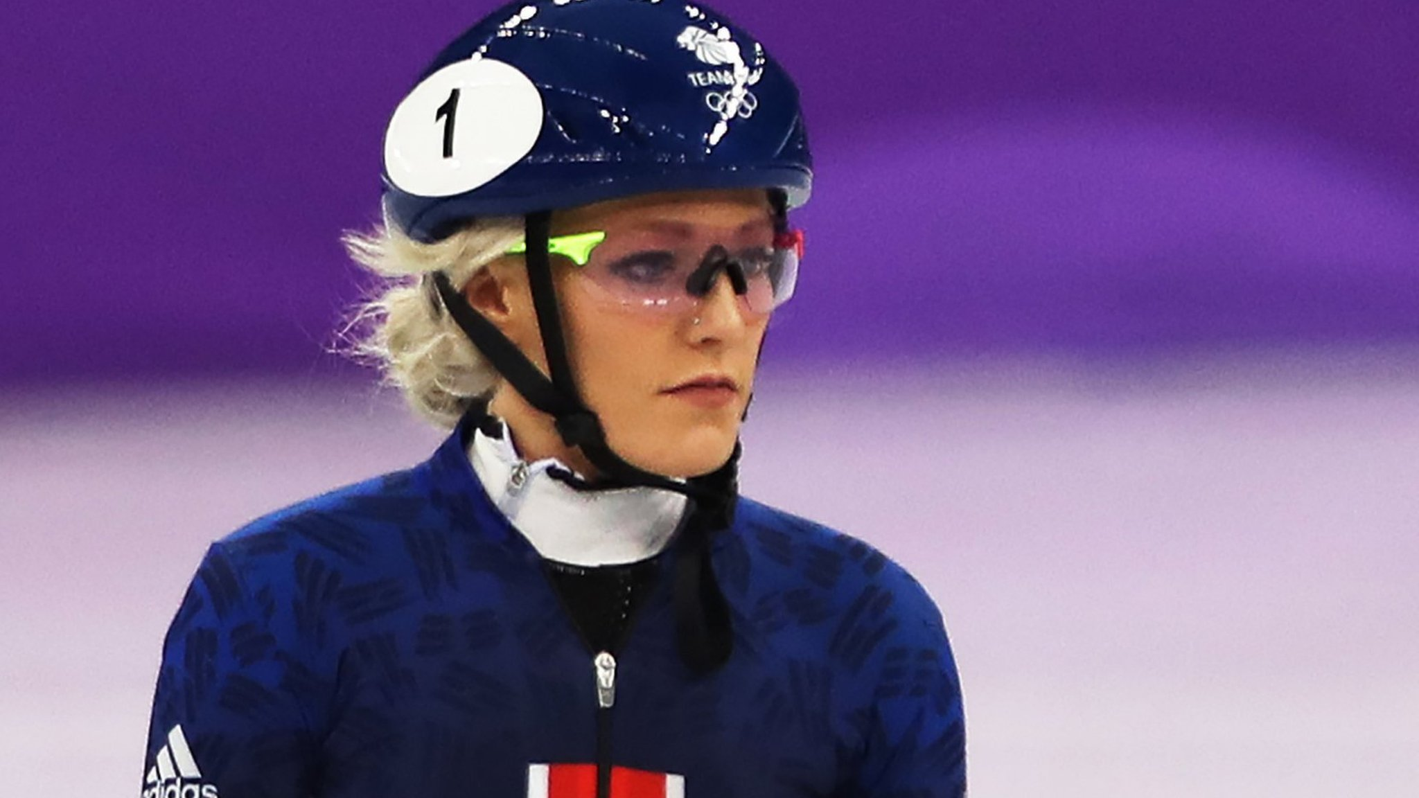 Elise Christie: Speed skater considered quitting after Winter Olympics