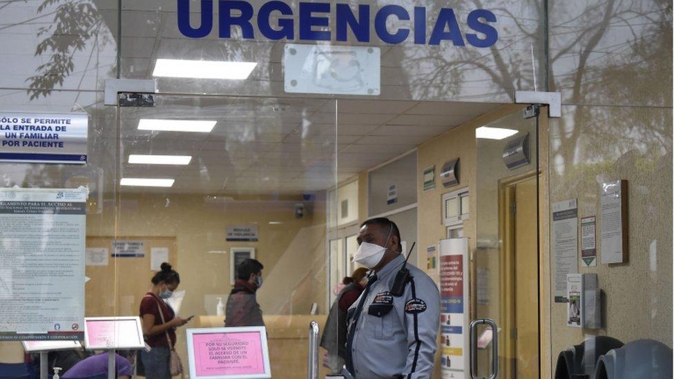 el Instituto Nacional de Enfermedades Respiratorias