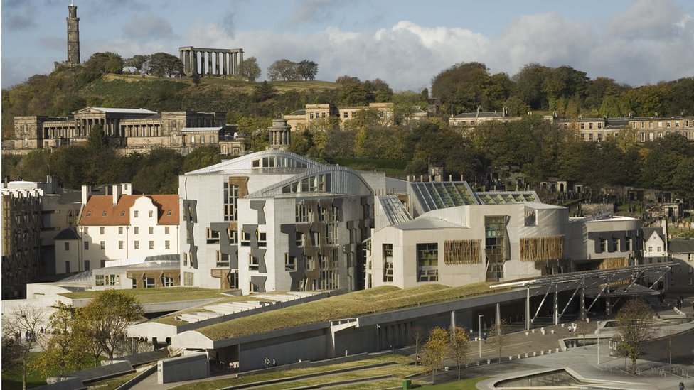 Man jailed for trying to set Scottish Parliament building alight