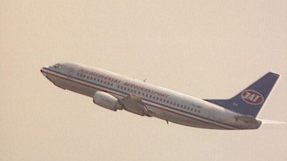Avion Jata
