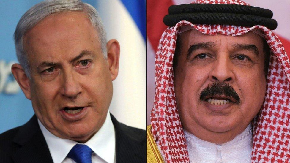 bahrain and israel