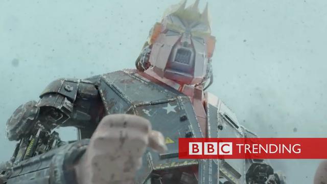 Robo-Trump