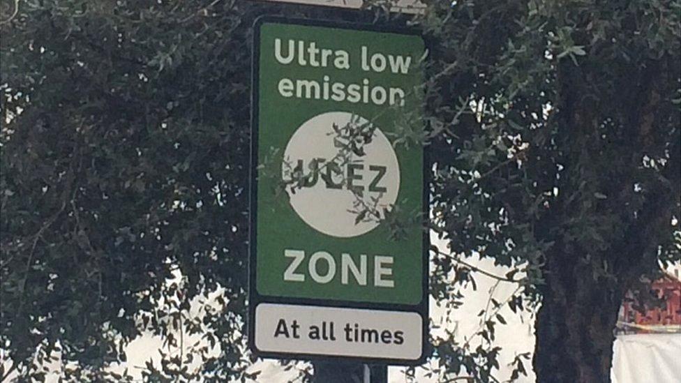 ULEZ znak