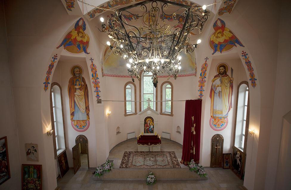 Hram v Iževske
