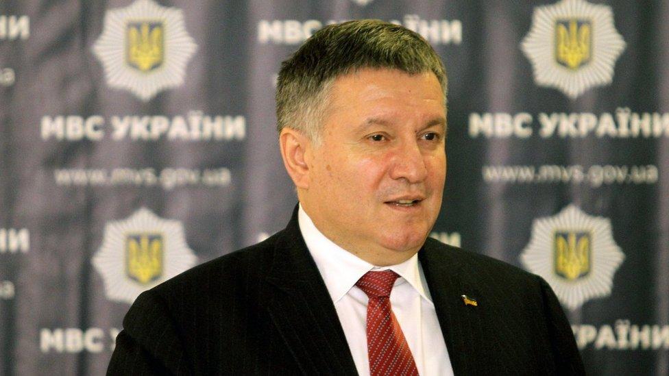 Аваков: агітаційна продукція деяких кандидатів в президенти є незаконною