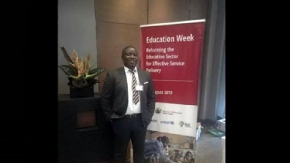 Dr Paul Kwame Butakor