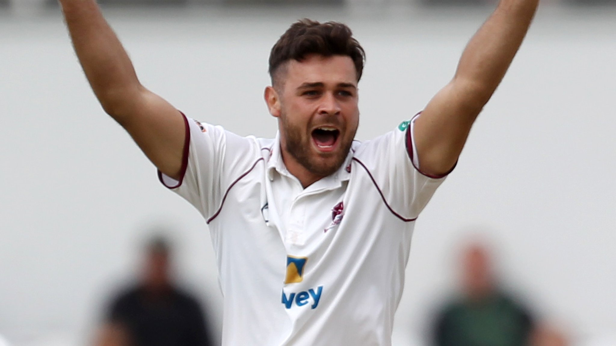 County Championship: Middlesex forced to follow on by Northants
