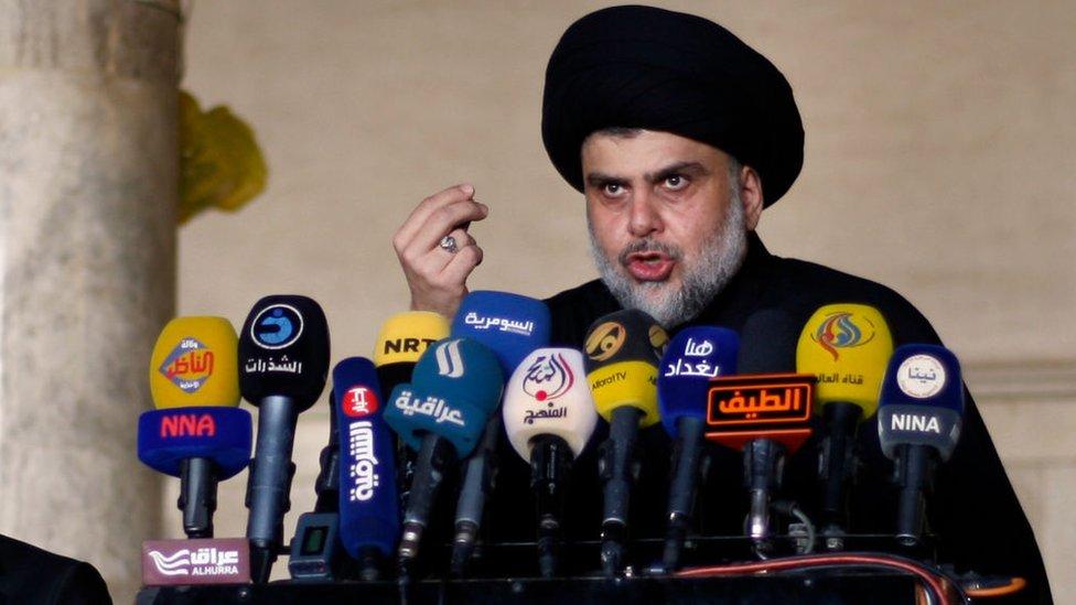 На виборах в Іраку перемагає екс-лідер повстання проти США