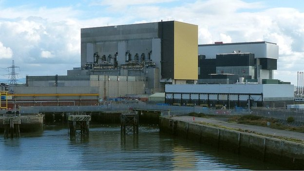 Heysham 1: Three hurt in nuclear plant accident