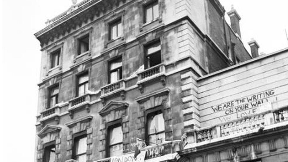 144 Piccadilly in 1969