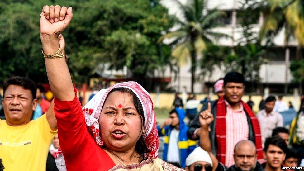 नागरिकता संशोधन क़ानून पर संयुक्त राष्ट्र ने जताई चिंताः पाँच बड़ी ख़बरें