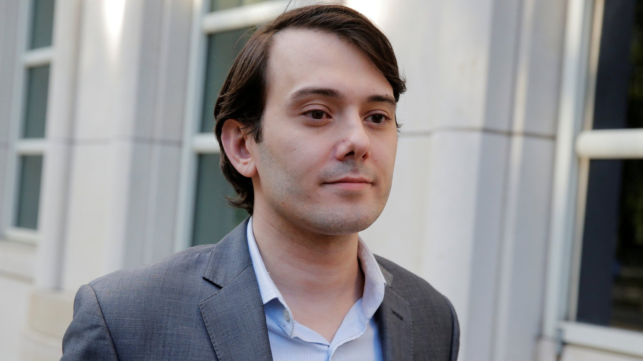 'Pharma bro' Martin Shkreli sentenced to seven years
