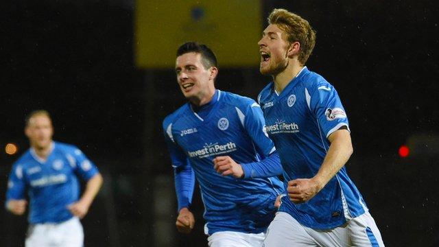 Highlights - St Johnstone 1-1 Dundee