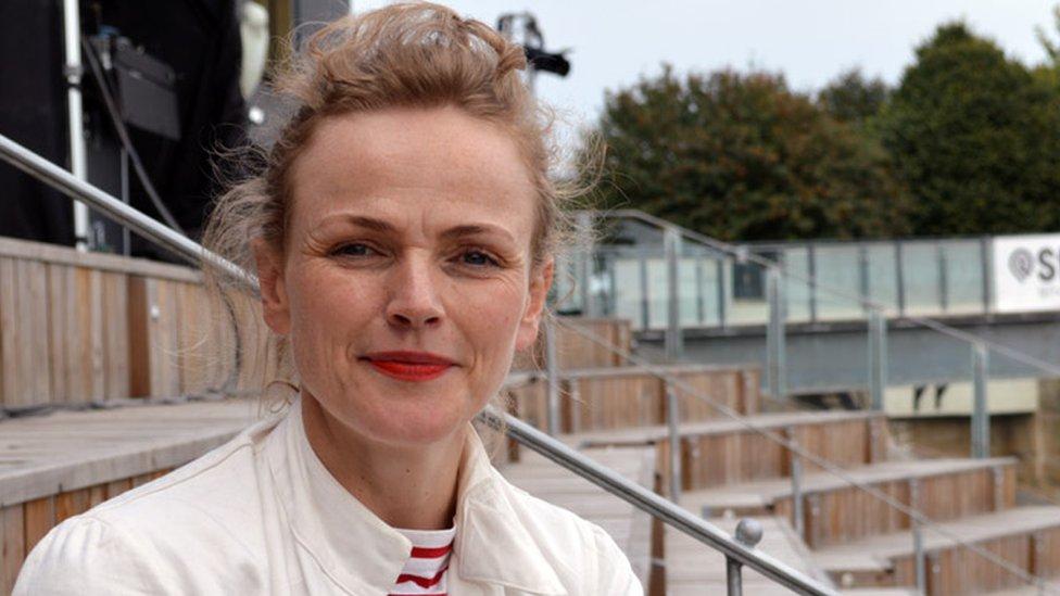 Maxine Peake: Actress hits back over NHS ad 'hypocrisy' claim